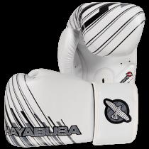 SALE - Ikusa Charged 16oz Gloves - White/Grey